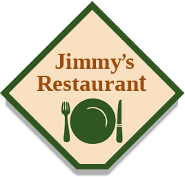 Jimmy's Restaurant in Des Plaines, IL - logo